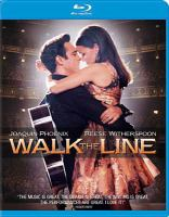 Cover image for Walk the line [videorecording Blu-ray]