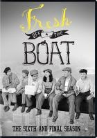 Cover image for Fresh off the boat. Season 6, Complete and Final [videorecording DVD]