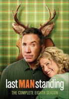 Cover image for Last man standing. Season 8, Complete [videorecording DVD]