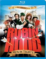 Cover image for Robin Hood : men in tights [videorecording Blu-ray]