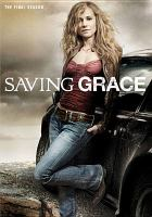Cover image for Saving Grace. Season 3, the final season
