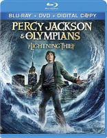 Cover image for Percy Jackson & the Olympians : the lightning thief