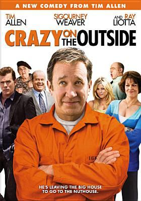 Cover image for Crazy on the outside [videorecording DVD]