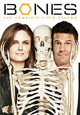 Cover image for Bones. Season 05, Complete [videorecording DVD] : Beyond the grave edition