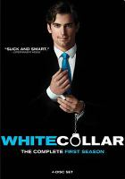 Cover image for White collar. Season 1, Disc 1