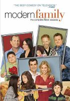 Cover image for Modern family. Season 1, Disc 1