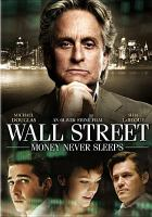 Cover image for Wall Street money never sleeps