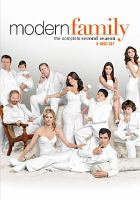 Cover image for Modern family. Season 2, Disc 2