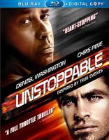 Cover image for Unstoppable [videorecording Blu-ray] (Denzel Washington version)