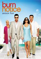 Cover image for Burn notice : Season 4, Complete [videorecording DVD]