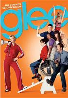 Cover image for Glee. Season 2, Complete [videorecording DVD].