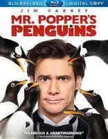Cover image for Mr. Popper's penguins