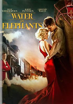 Cover image for Water for elephants
