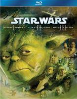 Cover image for Star wars : The phantom menace