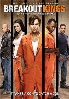 Cover image for Breakout kings. Season 1, Complete [videorecording DVD]