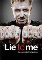 Cover image for Lie to me. Season 3, Disc 2