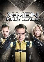 Cover image for X-men : first class