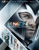 Cover image for X-Men. First class [videorecording Blu-ray]