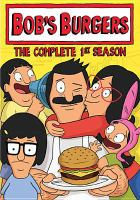 Cover image for Bob's Burgers. Season 1, Complete