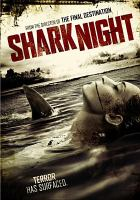 Cover image for Shark night