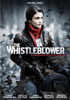 Cover image for The whistleblower