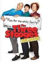 Cover image for The three stooges, the movie