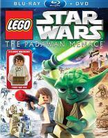 Cover image for LEGO Star Wars. The Padawan menace