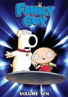 Cover image for Family guy. Season 9, part 2 [videorecording DVD] : Volume 10