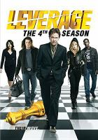Cover image for Leverage. Season 4, Complete.