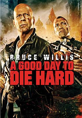 Cover image for A good day to die hard