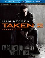 Cover image for Taken 2 [videorecording Blu-ray]