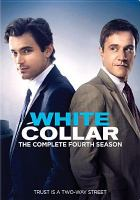 Cover image for White collar. Season 4, Complete