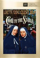 Cover image for Come to the stable