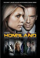Cover image for Homeland. Season 2, Complete