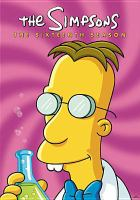 Cover image for The Simpsons. Season 16, Complete [videorecording DVD]