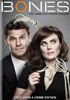 Cover image for Bones. Season 08, Complete