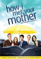 Cover image for How I met your mother. Season 8, Complete [videorecording DVD]