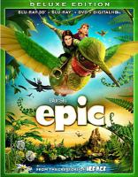 Cover image for Epic [videorecording Blu-ray]