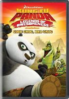 Cover image for Kung Fu Panda, legends of awesomeness. Good croc, bad croc