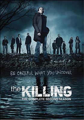 Cover image for The killing. Season 2, Complete [videorecording DVD]