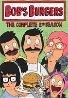 Cover image for Bob's Burgers. Season 2, Complete