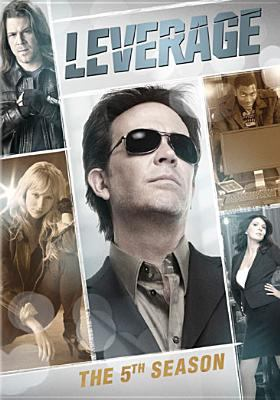 Cover image for Leverage. Season 5, Complete the final season.