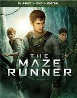 Cover image for The maze runner [videorecording Blu-ray]