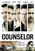 Cover image for The counselor