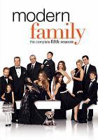 Cover image for Modern family. Season 5, Complete [videorecording DVD]