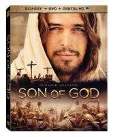 Cover image for Son of God [videorecording Blu-ray]