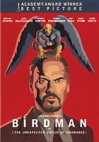 Cover image for Birdman [videorecording DVD] : or, (The unexpected virtue of ignorance)