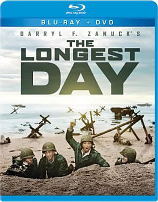 Cover image for The longest day [videorecording Blu-ray]