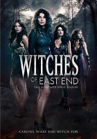 Cover image for Witches of East End. Season 1, Complete [videorecording DVD]