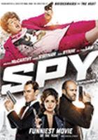 Cover image for Spy [videorecording DVD]